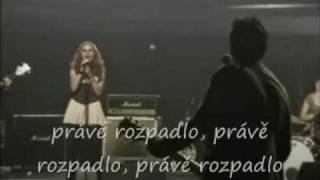 MANIC STREET PREACHERS-YOUR LOVE ALONE IS NOT ENOUGH...český text