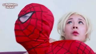 vuclip Parodi Spiderman kocak