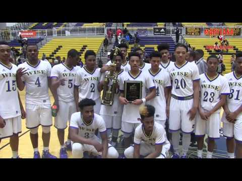 Douglass Vs. Wise 2017 Prince George's County Championship: Maryland Sports Access