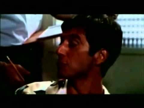 Retro Remake - Scarface - 1932 &1983 Trailers In One Video