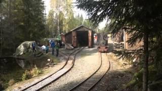 DET LILLE TOGET i Lommedalen, Bærum