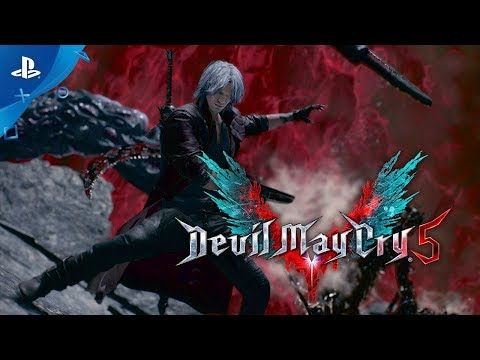 Devil May Cry 5 - Dante Trailer | PS4
