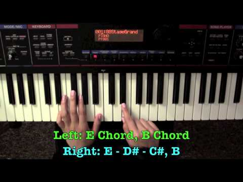 Let It Rain Piano Chords Jesus Culture Khmer Chords