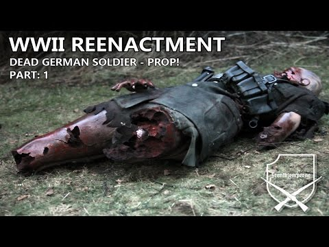 WWII History & Reenacting -  Reenacting Props
