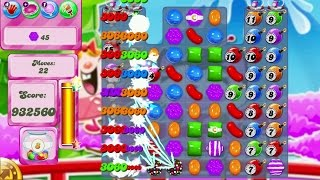Candy Crush Saga Android Gameplay #27
