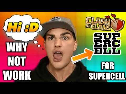 Why General Tony Not Work For Supercell!!? #Q&A