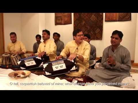 Aye Sarve Nazneene Mun - Raag Anandi - Subhan Nizami