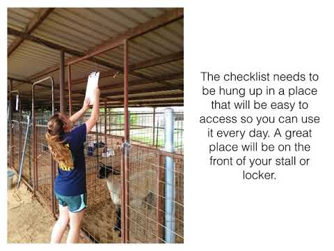 Biosecurity For High School Farms