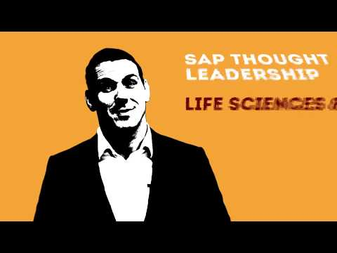 SAP Thought Leadership  Life Sciences and Pharmaceutical Industry