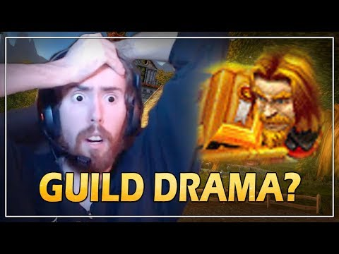 New Drama in Asmongold's Guild (Best of Asmongold Ep. 73)