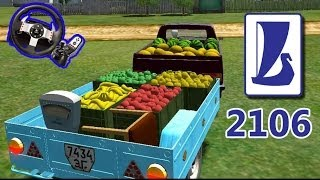 CCD 1.3.3: VAZ 2106 Pickup + Reboque  (re-uploaded)