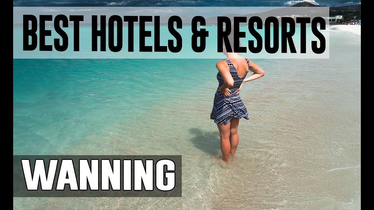 Best Hotels And Resorts In Wanning China Youtube