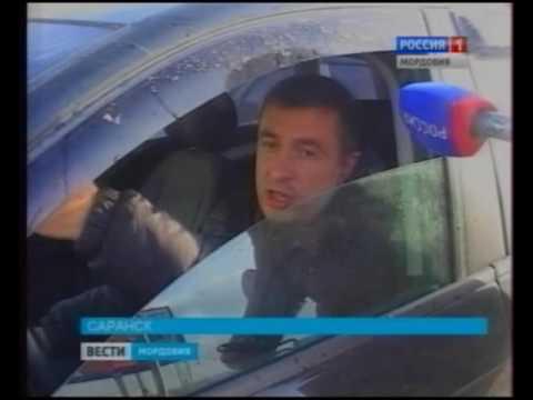 Перекресток Короленко и Волгоградской в Саранске водители не любят