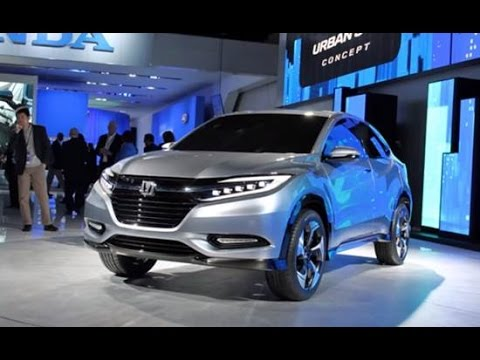 All New Cars Review 2017 Honda Hr V First Look