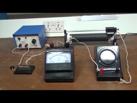 Conversion of Galvanometer to Ammeter - OLabs