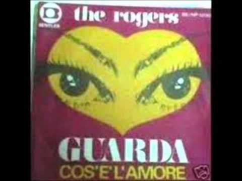 THE ROGERS - GUARDA (1968)