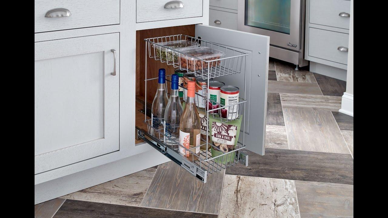 Premium Kitchen Cabinet Organizers By Closetmaid