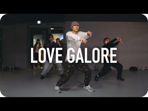 Love Galore - SZA / Enoh Choreography