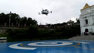 Vol Drone Taxi E Hang 184,