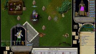 Stole relics Ultima Online
