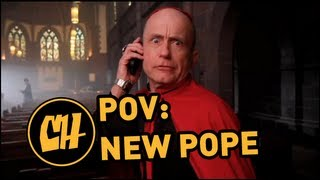 POV: New Pope