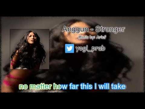 Anggun - Stronger (Karaoke)