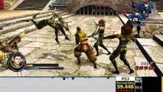 Sengoku BASARA Samurai Heroes Analysis