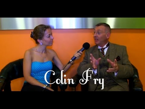 Rev. Colin Fry on Seeing Spirits from The Other Side