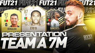 MA PREMIERE TRES GROSSE EQUIPE POUR FUTCHAMPIONS + TACTIQUE/INSTRUCTIONS
