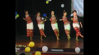 GARIA DANCE ( TRIPURASA TRADITIONAL DANCE)