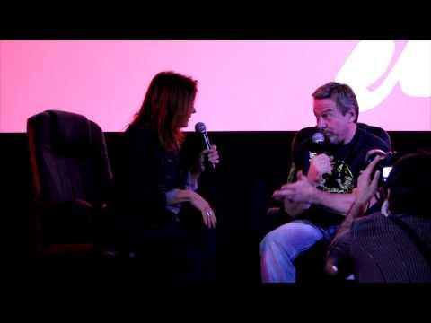 Meg Foster and Roddy Piper - Mile High Horror Film Festival Clip 2