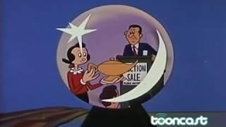Thủy thủ Popeye - Aladdin's Lamp