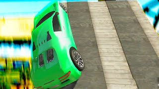 GTA 5 Funny Moments - Ramp Goes Wrong.. Or Not? (GTA V Online Gameplay)