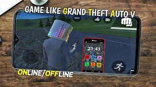 Top 10 Games Like Gta V On Android 2019  High Graphics