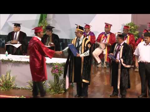 Doctor of Philosophy (Phd) Convocation 2014 - IIT Kanpur