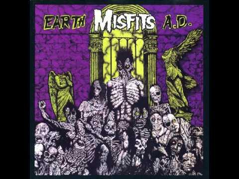 The Misfits - Earth A.D.