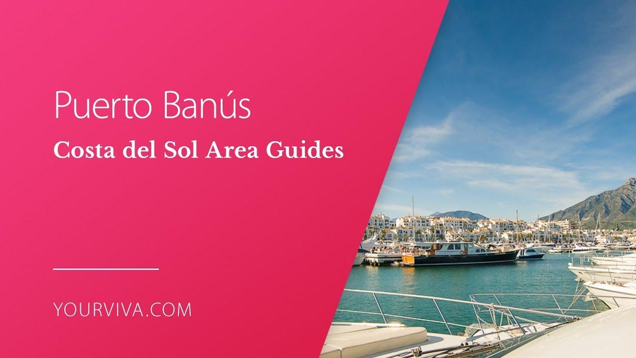 Puerto Banus Guide Allman Information Om Puerto Banus
