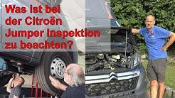 Was ist bei der Citroën Jumper Inspektion zu beachten? - Pössl Online bei Auto Schrader