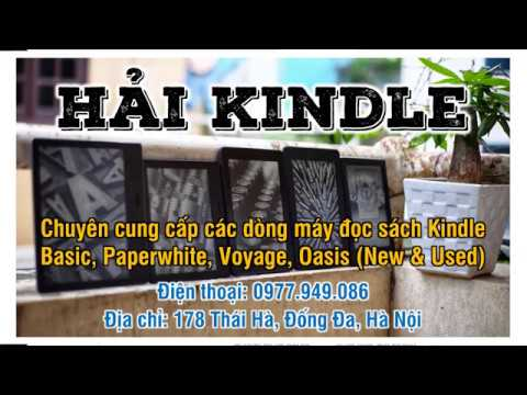 4 cách chuyển ebooks vào Kindle