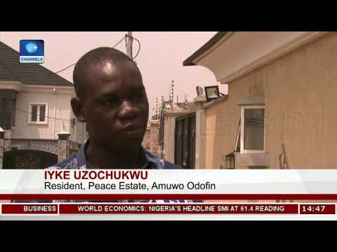 Amuwo Odofin Residents Cry Out For Help Over Poor Infrastructure  Eyewitness Report 