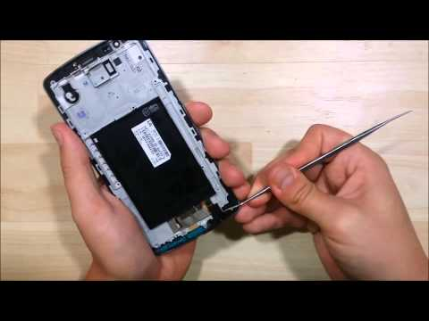LG G3 Complete Disassembly - Screen replacement