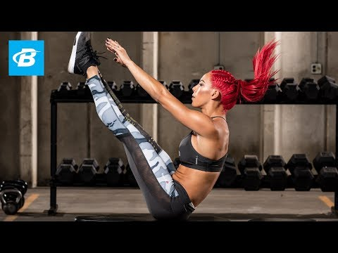 Hannah Eden Creates Badass Workouts for Men and Women | Triple Threat 4-Week Fitness Plan