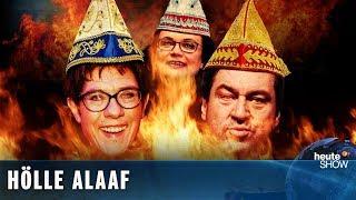 Karneval: Das Schlimmste liegt hinter uns | heute-show vom 08.03.2019
