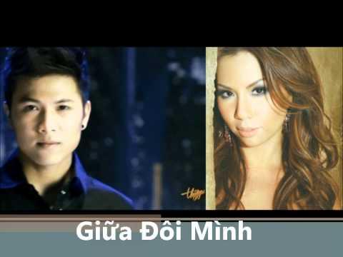 Giua Doi Minh - Minh Tuyet feat. Mai Tien Dung (Lyrics)
