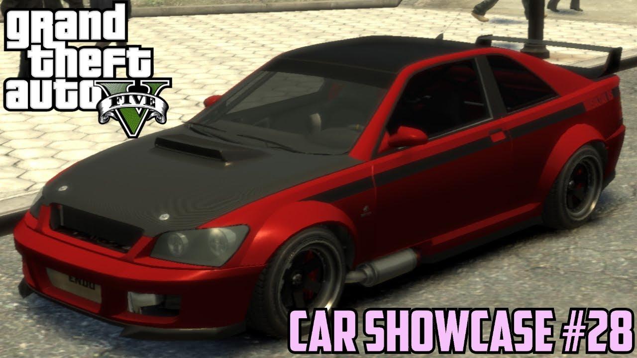 GTA V: Karin Sultan (Subaru Impreza)   Car Showcase #28 ...