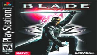 Awful Playstation Games: Blade Review