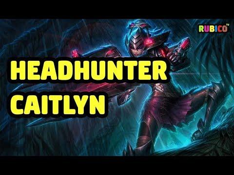 Headhunter Caitlyn Skin