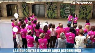 La Minute Santé : la ligue contre le cancer lance octobre rose