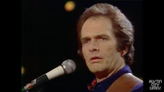 "Merle Haggard on Austin City Limits ""Sing Me Back Home"""