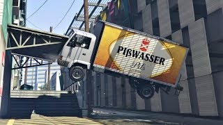 E274 Chrome Heli Flyer Drop & Champagne Truck Promo Missions! - Lets Play GTA 5 Online PC 60fps
